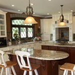Upscale Custom Kitchen in Bloomington, Indiana